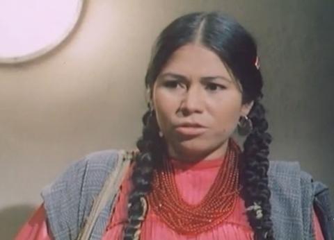 LA INDIA MARIA REGRESA: LA HIJA DE MOCTEZUMA: María Elena Velasco