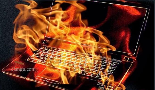 tips agar laptop tidak cepat panaa