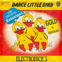 Electronica\'s - Dance Little Bird (Vinyl,7\'\') (1980)