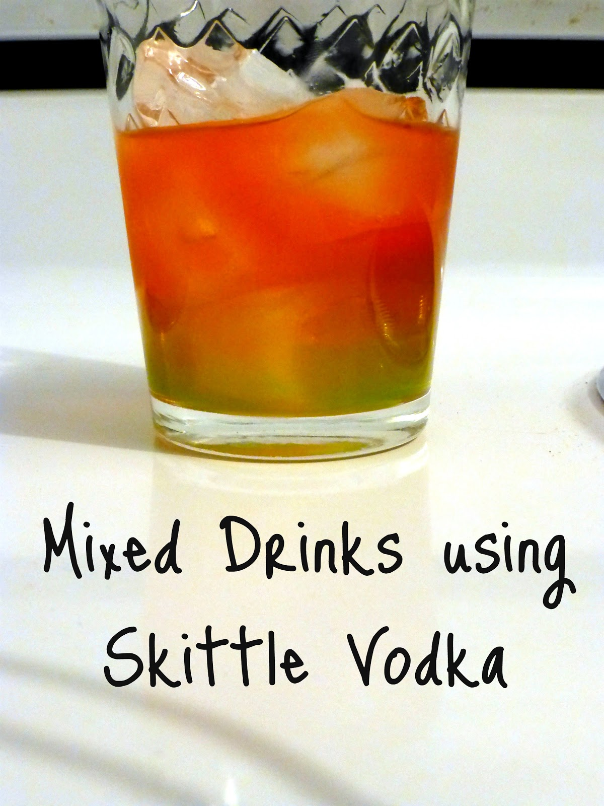 By genell patterson for Vodka mixed drink recipes simple