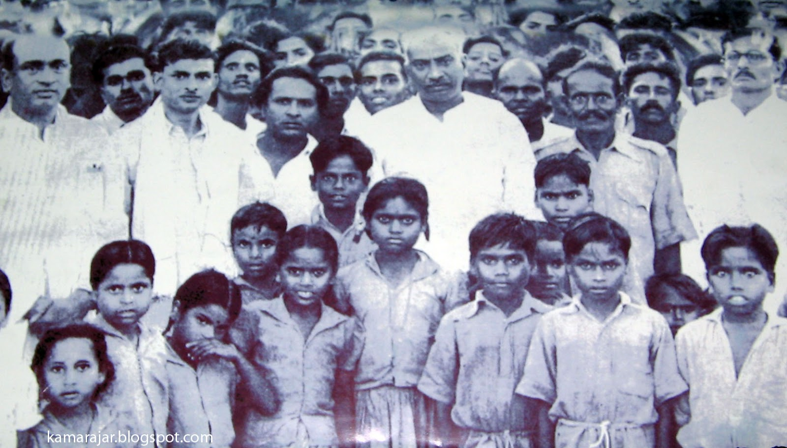 About kamarajar in tamil essay