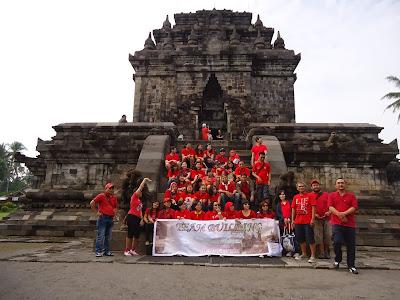 Outing Jogja City Tour Yogyakarta