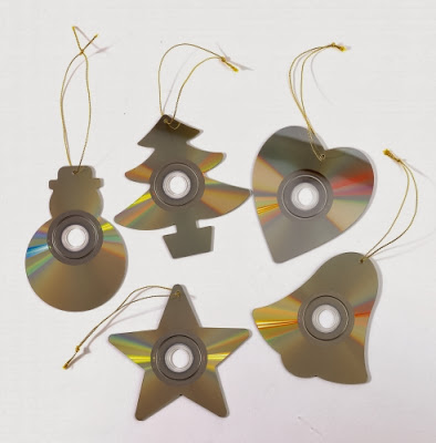 Значки из дисков своими руками 10