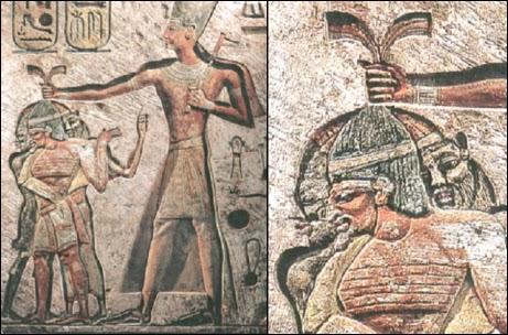 Los EGIPCIOS eran BLANCOS, RUBIOS Y PELIRROJOS. Un importante estudio LO CONFIRMA