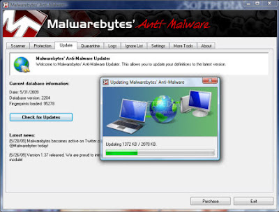 Malwarebytes Anti-Malware 1.60.1.1000 + Keygen (Full Version)
