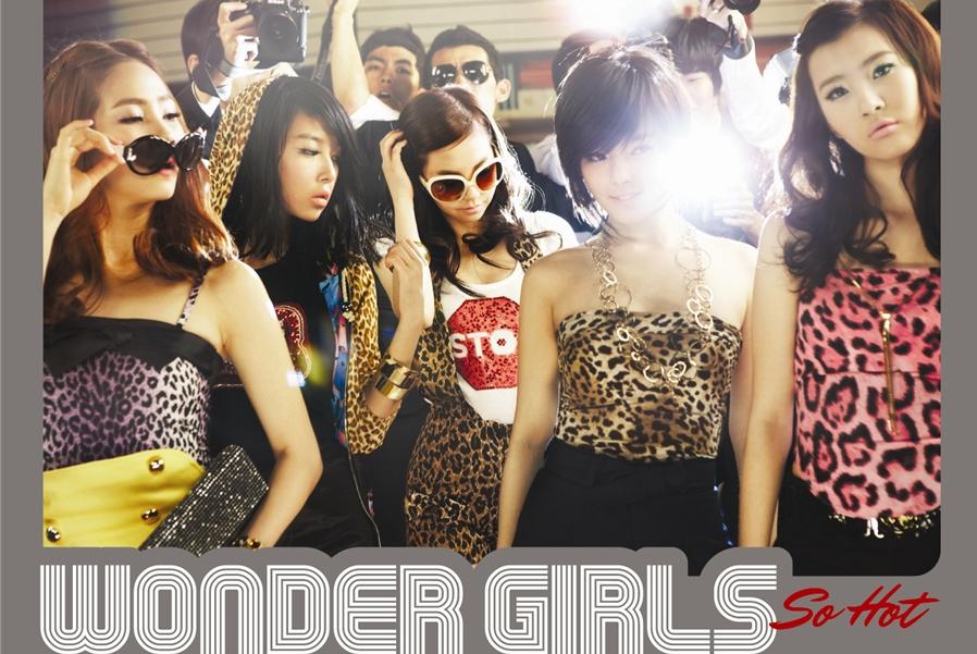 Girl groups again all wonder girl everything