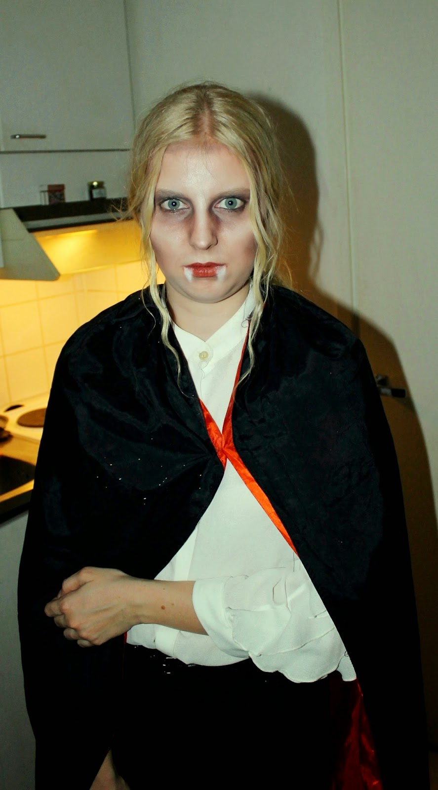 halloween dracula outfit