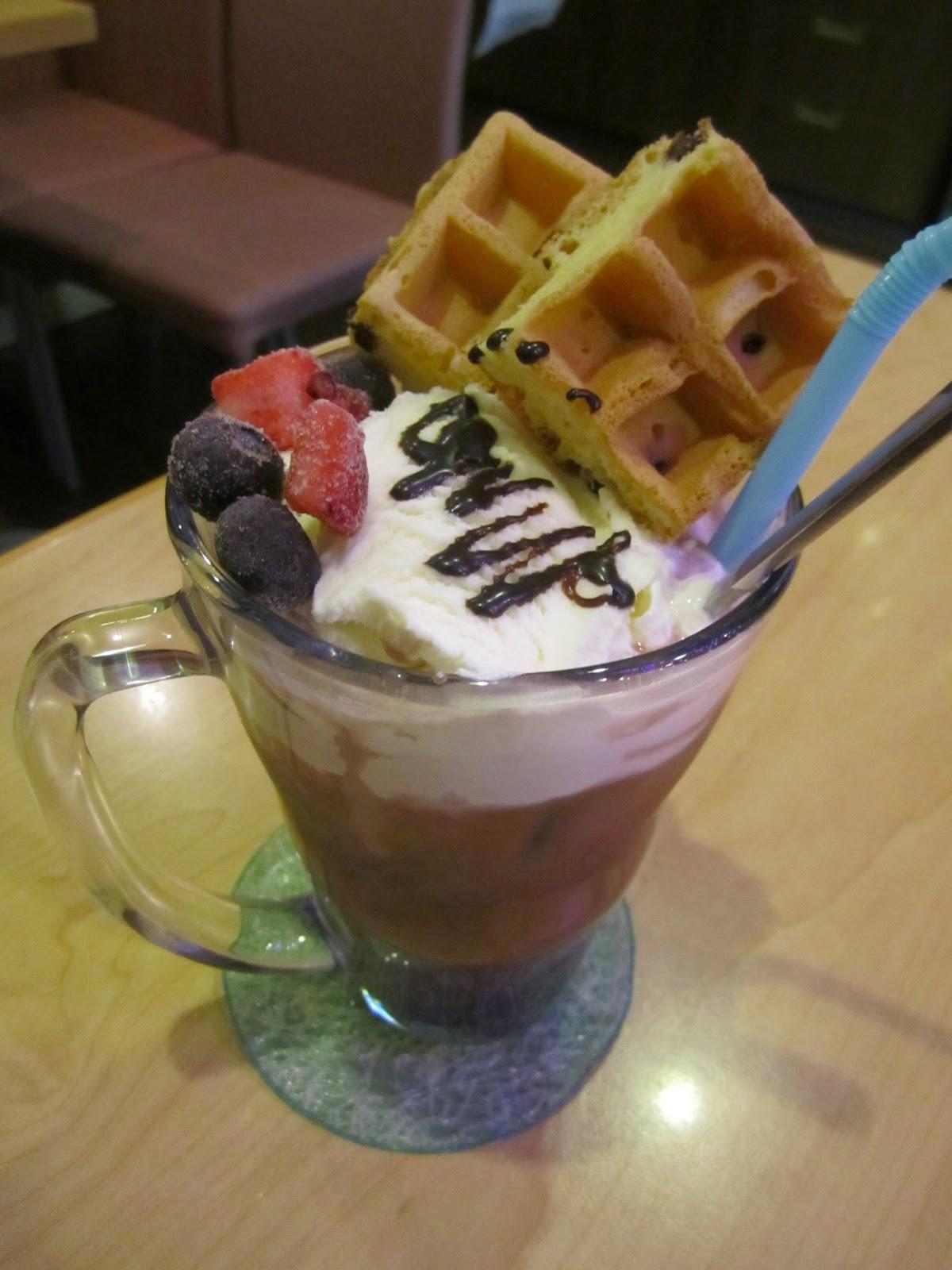 Cocoa Float Minami Coffee Shop Cafe Hachinohe ココアフロート 香彩珈琲 みな実 三日町中央店