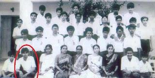 pawan 8th class photo