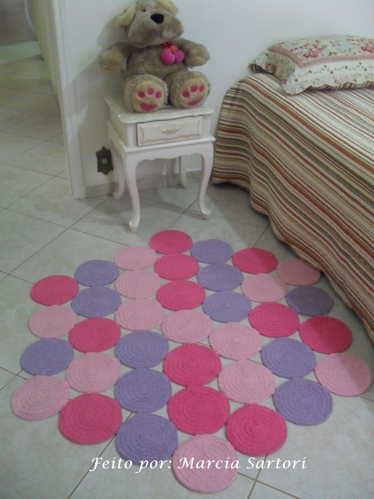 Как сделать коврики букле