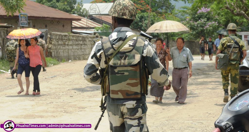 Security tightened in Lamka ahead of ADC Elections