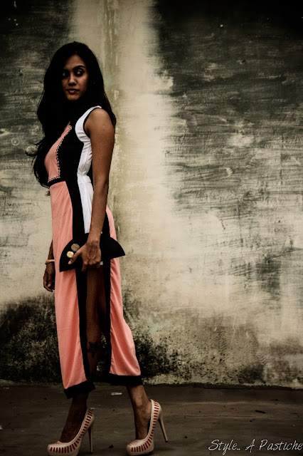 Casual evening wear for women, Casual street style for women in India, How to wear Art Deco Maxi,