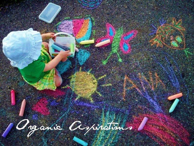 organic aspirations