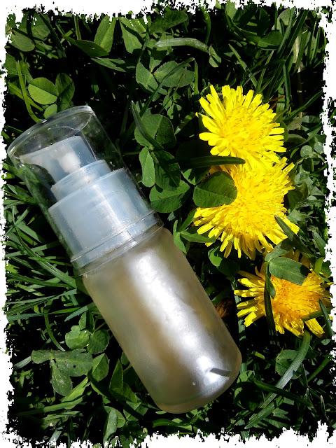 Recenzja DIY: Serum przeciwzmarszczkowe do cery tłustej i mieszanej