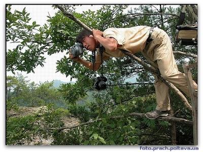 Из жизни фотографов