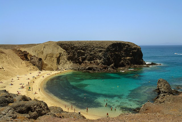 Naturisme Lanzarote