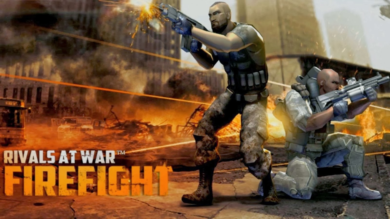 Rivals at War: Firefight v1.3.2 Apk Full
