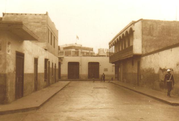 Calle Pachitea / Archivo Humberto Curarrino –Callao