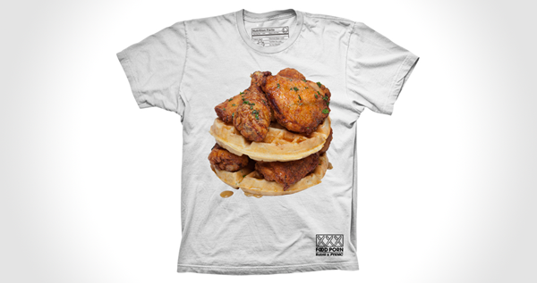 Chicken & Waffles Tee