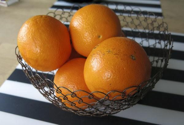 apelsiner, oranges