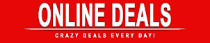 Great Online Deals { Daily }