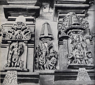 Belur Temple Wall (Outside)