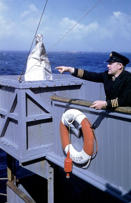 90 fotos a color de la Segunda Guerra Mundial