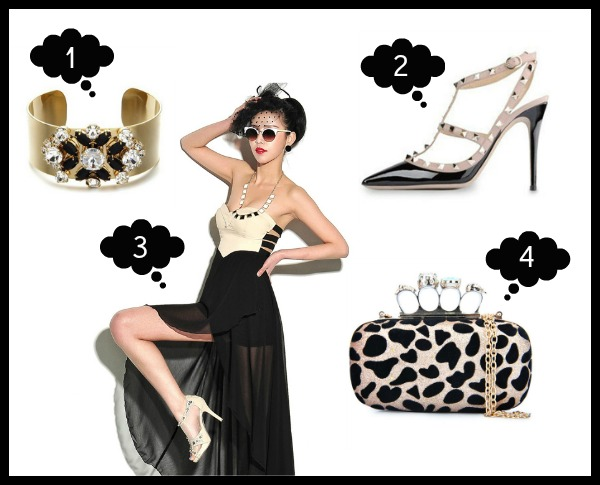 Mart of China Wish List - Valentino inspired pumps