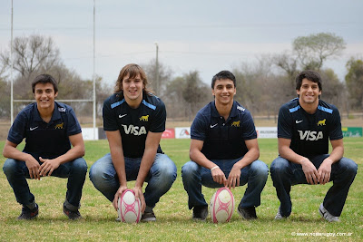Jugadores salteños convocados al Juvenil Inter-PlaDAR