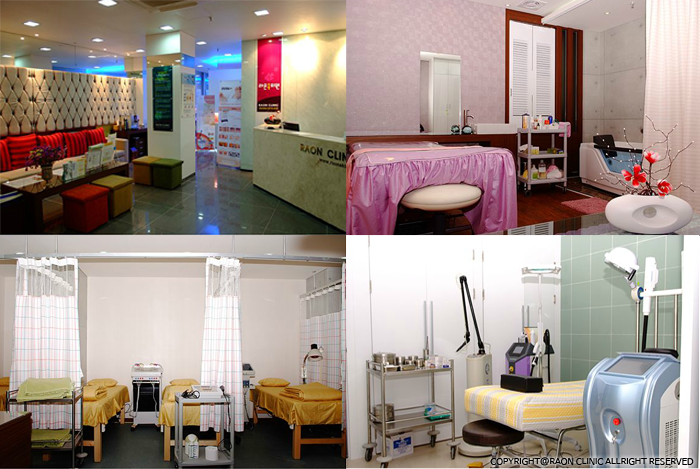 Raon clinic in Chiligok, Daegu