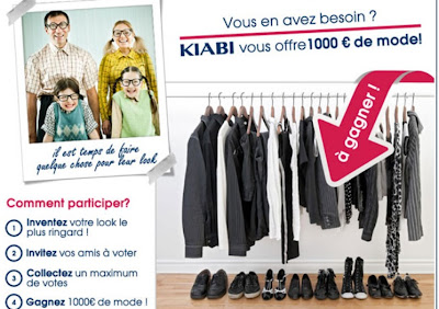 NUEVO CONCURSO CASTING DE KIABI FRANCIA