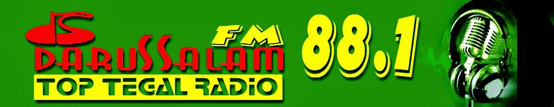 DARUSSALAM 88.1 FM TEGAL