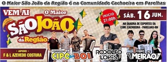 SÃO JOÃO DA CACHOEIRA