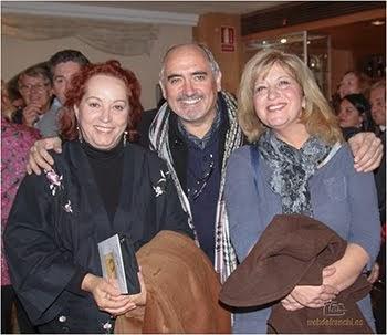 Mati Zamorano, Franchi y Carmen Garis