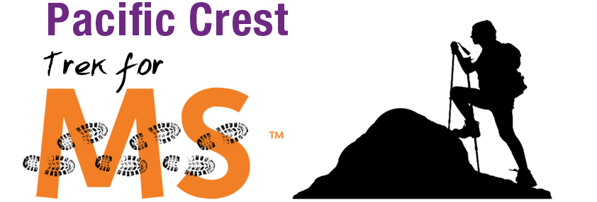 Pacific Crest Trek For MS