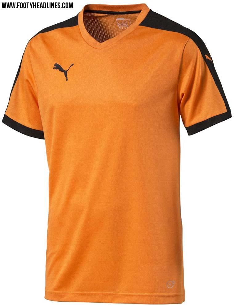 Puma 15 16 Teamwear Kits Revealed Footy Headlines