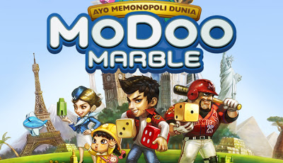 Cara Bermain Game Modoo Marble ( Team Battle )