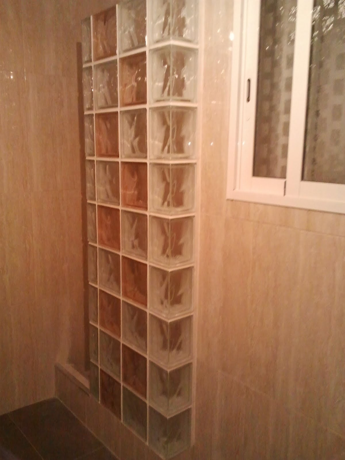Mamparas de paves fotos latest te hacemos paredes o - Paves abatible ...