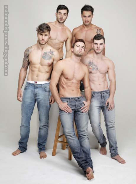 brazilian muscle men