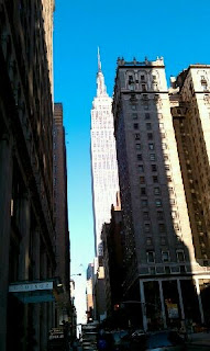 NYC picture of buildings