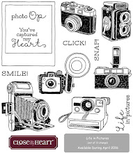 CTMH April Stamp of the Month