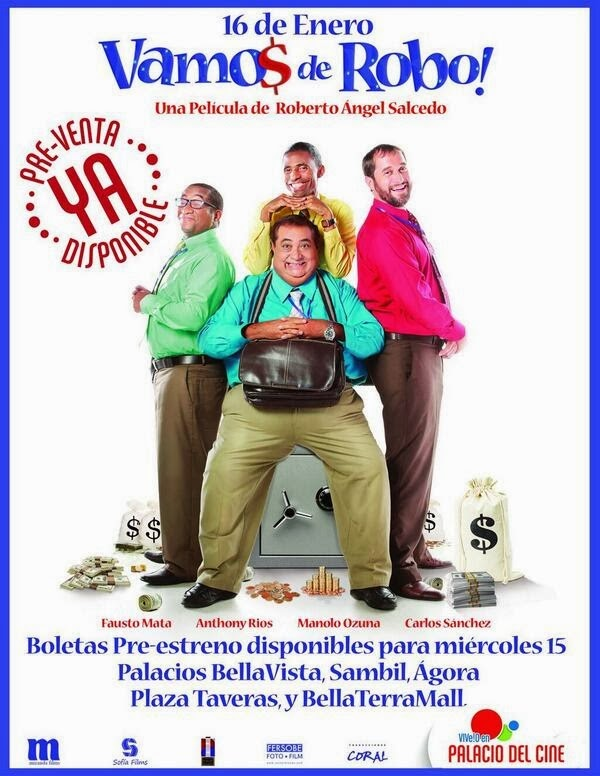 Ver Vamos De Robo (2014) Online
