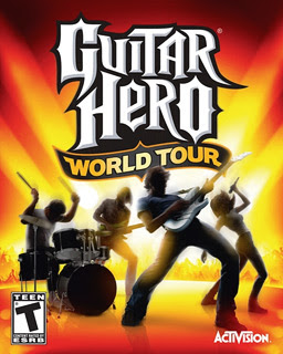 Download Game  Guitar Hero World Tour Full Crack Terbaru 2014