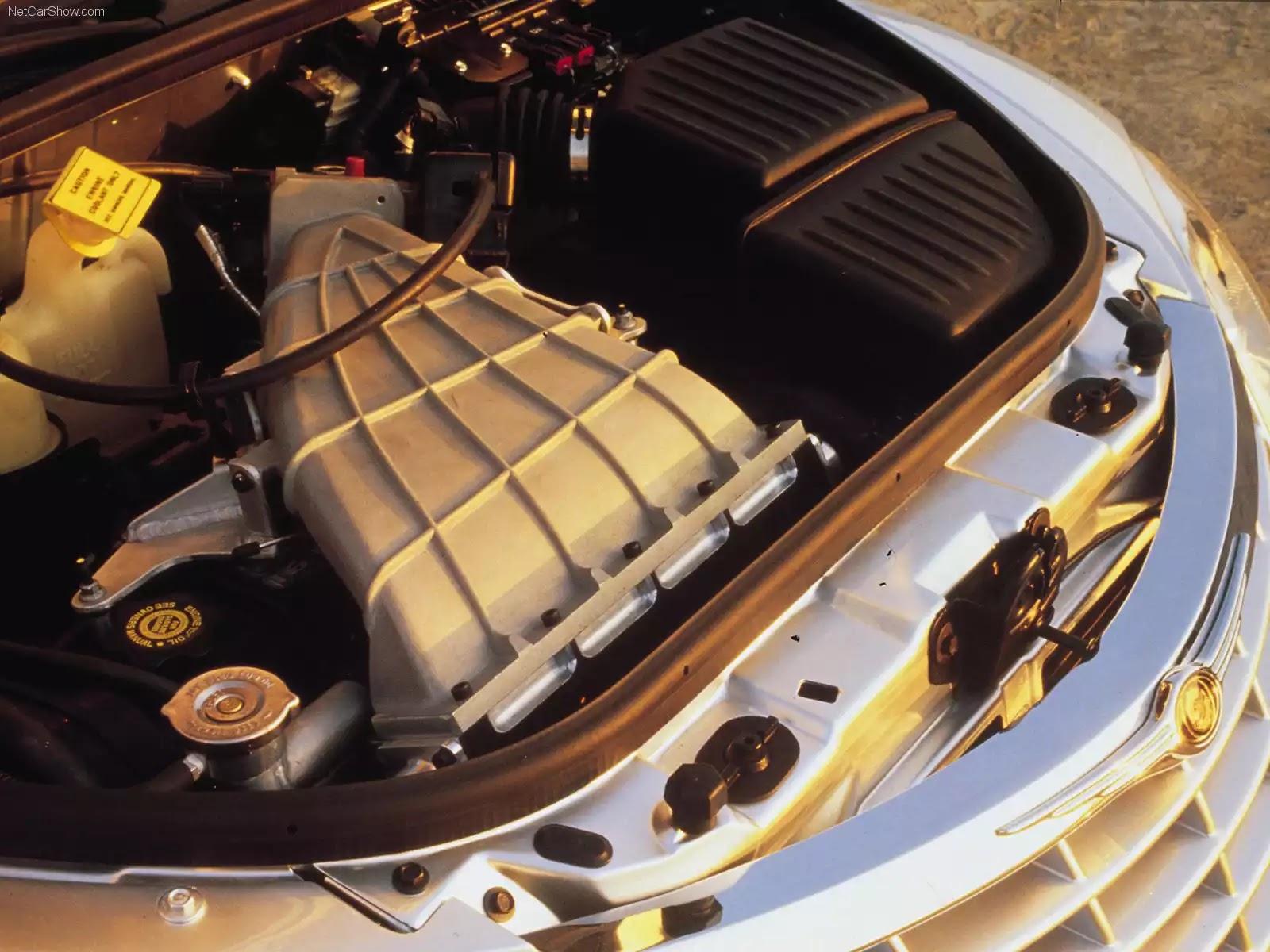 Hình ảnh xe ô tô Chrysler GT Cruiser Concept 2000 & nội ngoại thất