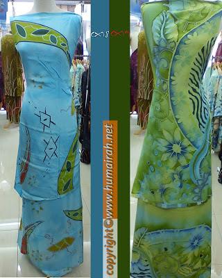 batik sutera terengganu 2