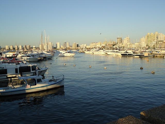 Punta del Este, Uruguai, Porto