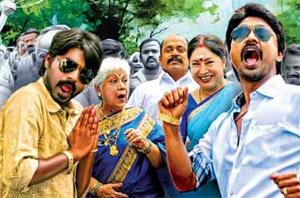 All Comedy Scenes from Vanavarayan Vallavarayan | Santhanam, Ma Ka Pa Anand