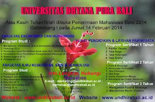 S.1 Perekam dan Informasi Kesehatan - Undhira Bali