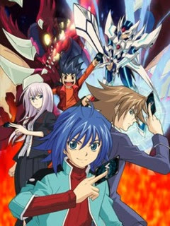 Cardfight!! Vanguard 35 Español