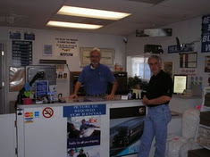 Locally Owned and Operated by Gary & Rick Roark